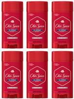 Old Spice Classic DeodorantOriginal Scent, 3.25-Ounces (Pack of 6)
