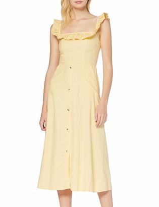 New Look Women's Linen Bardot Dress