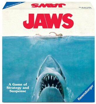 Ravensburger Jaws A Game of Strategy and Suspense