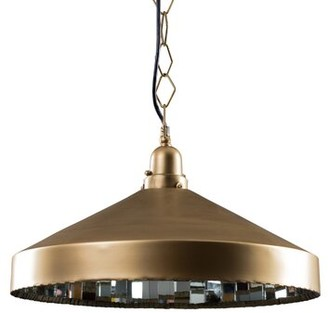 Wildon Home 1 - Light Single Cone Pendant