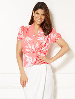 New York & Co. Eva Mendes Collection - Charlotte Blouse