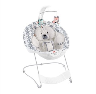 Fisher-Price See and Soothe Deluxe Bouncer
