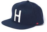 Herschel Toby H Navy Flat Peak Cap