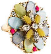 Kate Spade Floral Cocktail Ring
