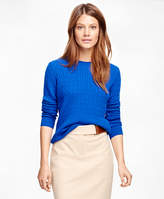 Brooks Brothers Blue Women's Cashmere Sweaters - ShopStyle