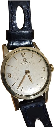 Omega Gold Yellow gold Watches