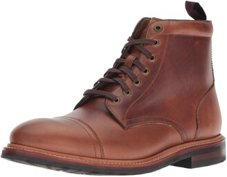 Florsheim Men's Foundry Cap BT Oxford Boot