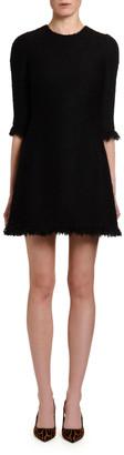 Dolce & Gabbana Lightweight Crepe Dress