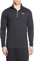 Under Armour Men's 'Streaker' Fitted Quarter Zip Training Pullover