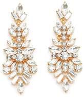 Wild Lilies Jewelry Crystal Dangle Earrings