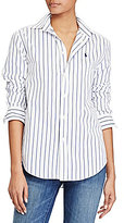 Polo Ralph Lauren Relaxed Fit Striped Broadcloth Shirt
