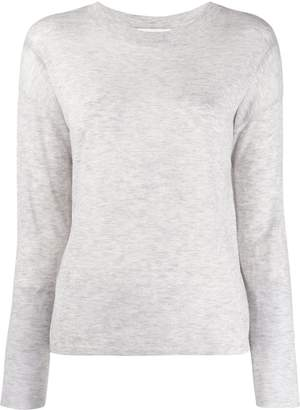 Vince classic long sleeve top