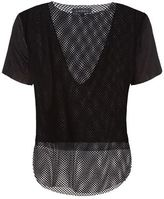 Koral Double Layer Mesh Tee