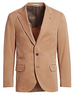 Brunello Cucinelli Men's Notch Lapel Sportcoat