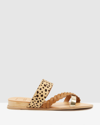Dolce Vita Women's Multi Flat Sandals - Paxley Multi - Size One Size, 7 at The Iconic