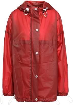 Love Moschino Shell Hooded Jacket