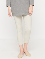 A Pea in the Pod Secret Fit Belly Straight Ankle Maternity Pants