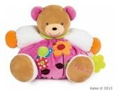 Kaloo Infant Girl's Flower Bear Stuffed Animal