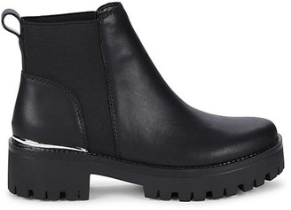 Steve Madden Baylee Leather Booties
