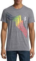 Sol Angeles Cascade Mountain Slub Crewneck T-Shirt