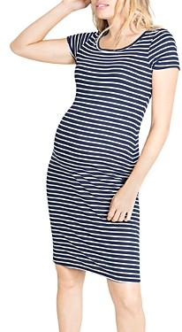 Ingrid & Isabel Short-Sleeve T-Shirt Maternity Dress