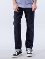 MAISON KITSUNÉ Japanese Slim Cut Denim Jeans