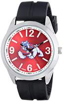 "Game Time Men's COL-VAR-FRE ""Varsity"" Watch - Fresno State"