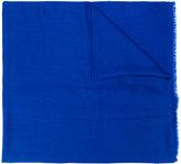 Salvatore Ferragamo wrap scarf - women - Cashmere - One Size