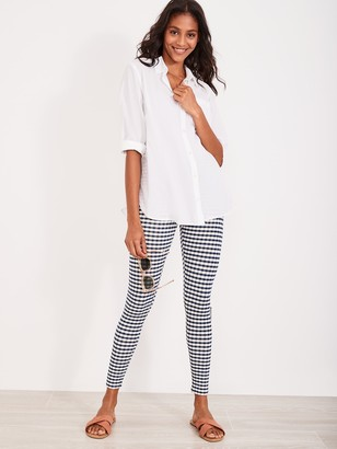 Old Navy Mid-Rise Printed Jersey Leggings for Women