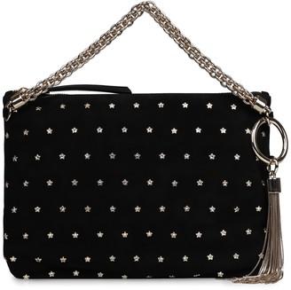 Jimmy Choo Callie Studded Leather Handbag