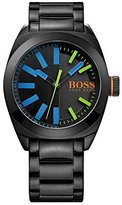 HUGO BOSS Men's London 1513058 Stainless-Steel Analog Quartz Watch