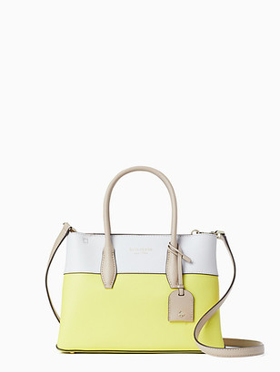 Kate Spade Eva Colorblock Small Top Zip Satchel