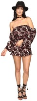 Brigitte Bailey Finley Off the Shoulder Romper