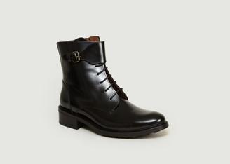 Anthology Paris - 7350 Buckle Boots - 36