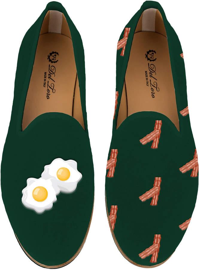 Del Toro M'O Exclusive: More Bacon & Eggs Slipper