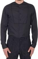 Alexander McQueen Mandarin Collar Shirt