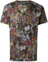 Valentino Rockstud Camubutterfly T-shirt - men - Cotton - S