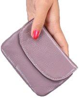 Anshili Unisex Purse Wallet with Key Ring