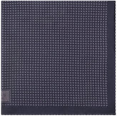 Reiss Walker Houndstooth Pocket Square