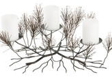 Pinecone Branch Candleholder