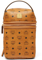 MCM x CR Collection Visetos Top-Handle Jet Pack, Cognac (Brown)