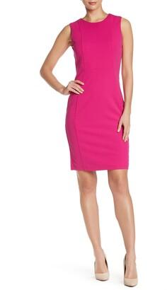 Marina Sleeveless Sheath Dress