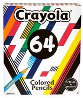 Crayola ; Poptimism Colored Pencils 64ct