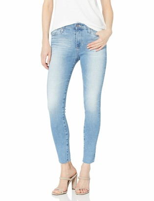 AG Jeans Women's Farrah HIGH Rise Skinny FIT Jean