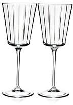 Rogaska Avenue All-Purpose Wine Glass, Set of 2