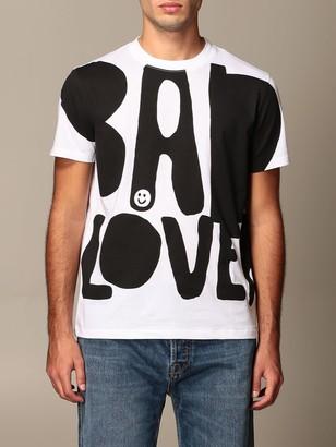 Valentino Cotton T-shirt With Print