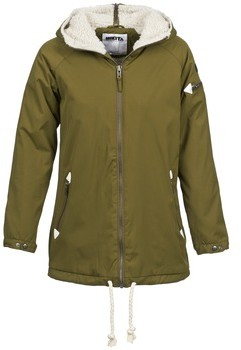 Nikita ALPHUBEL women's Parka in Green