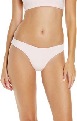 Frankie's Bikinis Barb Terry Bikini Bottoms