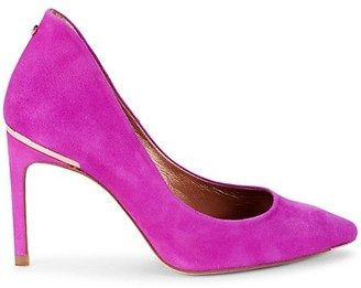 Ted Baker Suede Stiletto Pumps