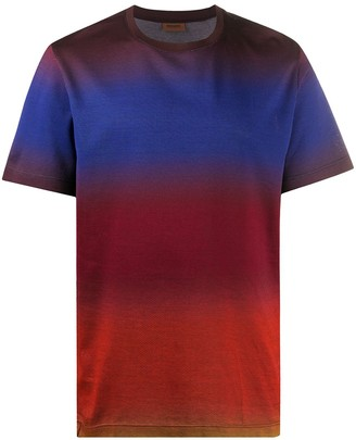 Missoni gradient tie-dye T-shirt